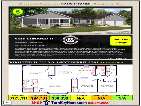 Modular.Home.Catalog.Wisconsin.Homes.Inc.Ranch.Limited.II.5115.1.P40.1215.p