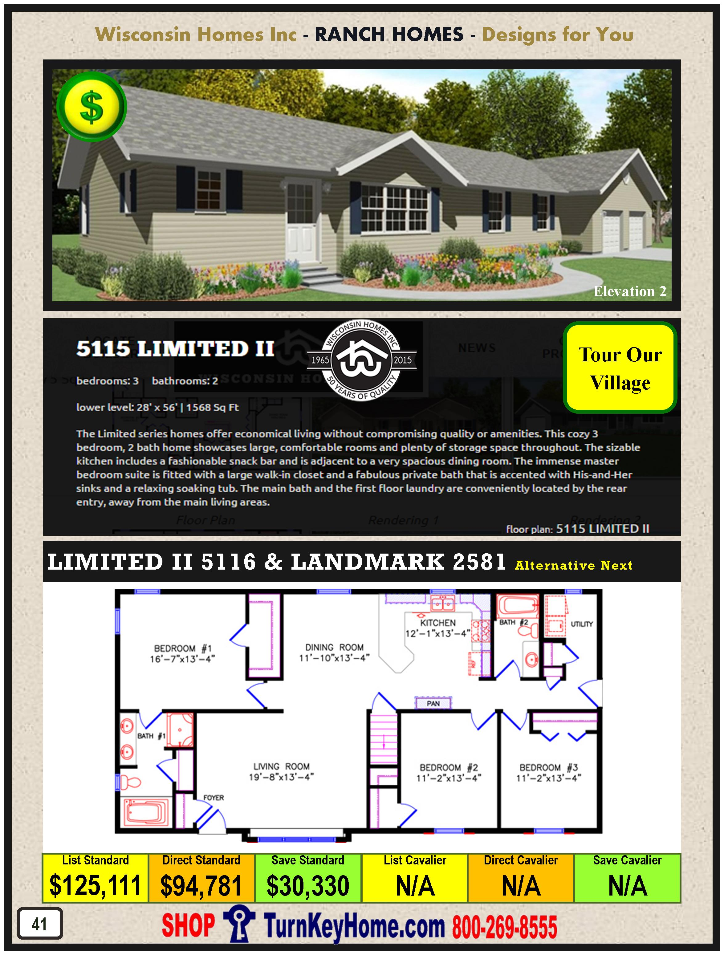 Modular.Home.Catalog.Wisconsin.Homes.Inc.Ranch.Limited.II.5115.2.P41.1215