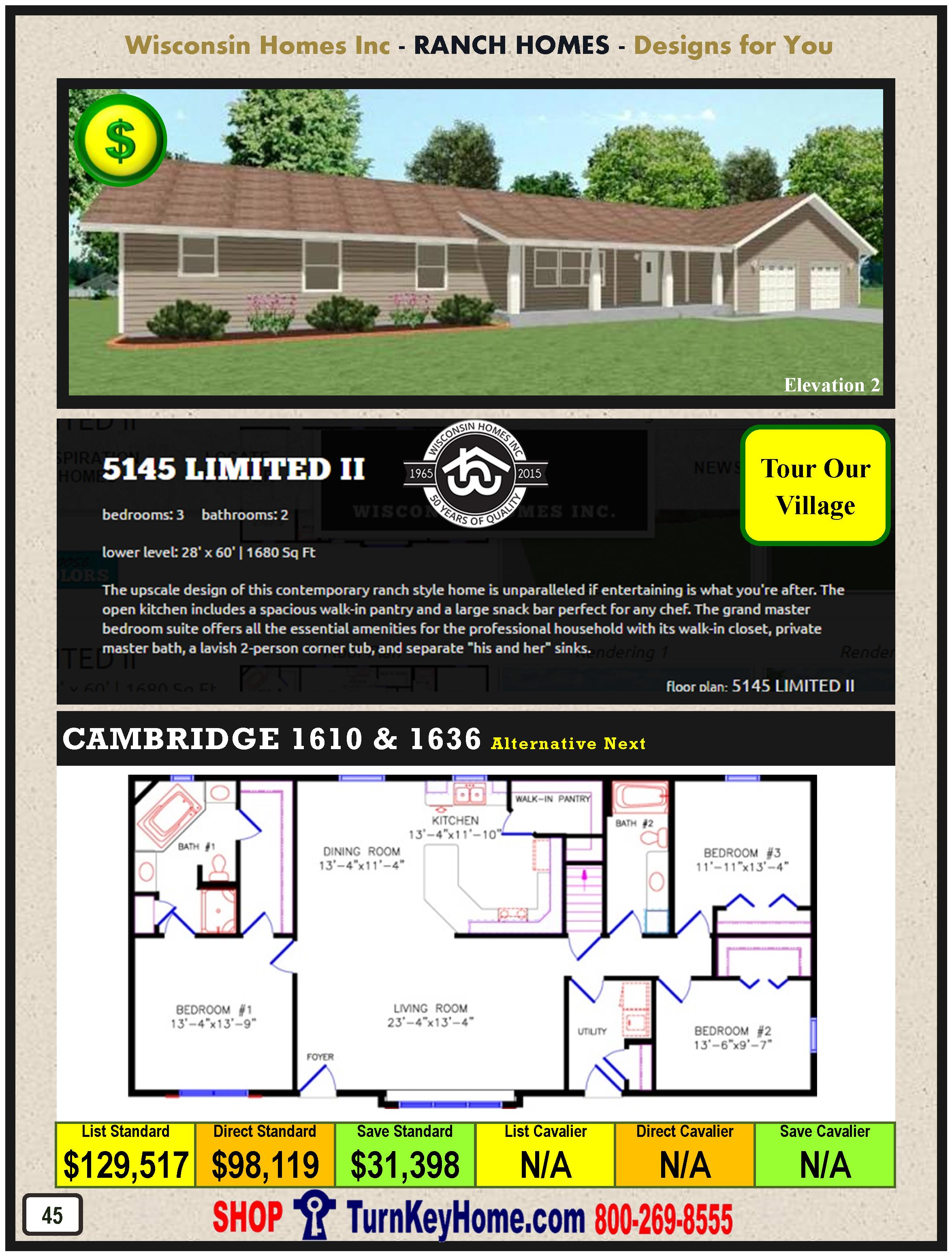 Modular.Home.Catalog.Wisconsin.Homes.Inc.Ranch.Limited.II.5145.2.P45.1215