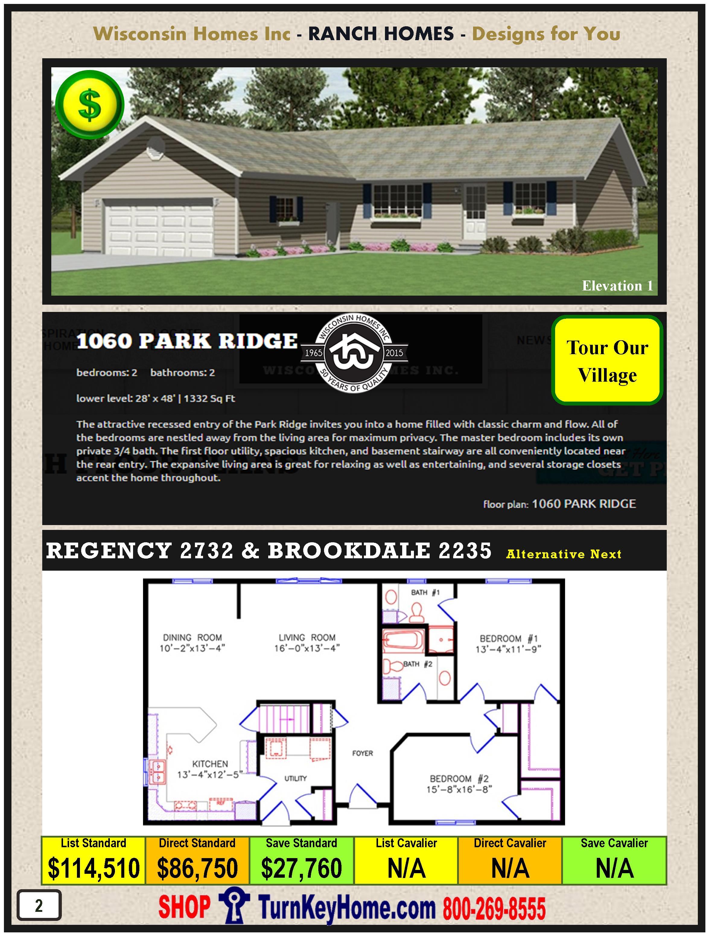 Modular.Home.Catalog.Wisconsin.Homes.Inc.Ranch.Park.Ridge.1060.1.P2.1215