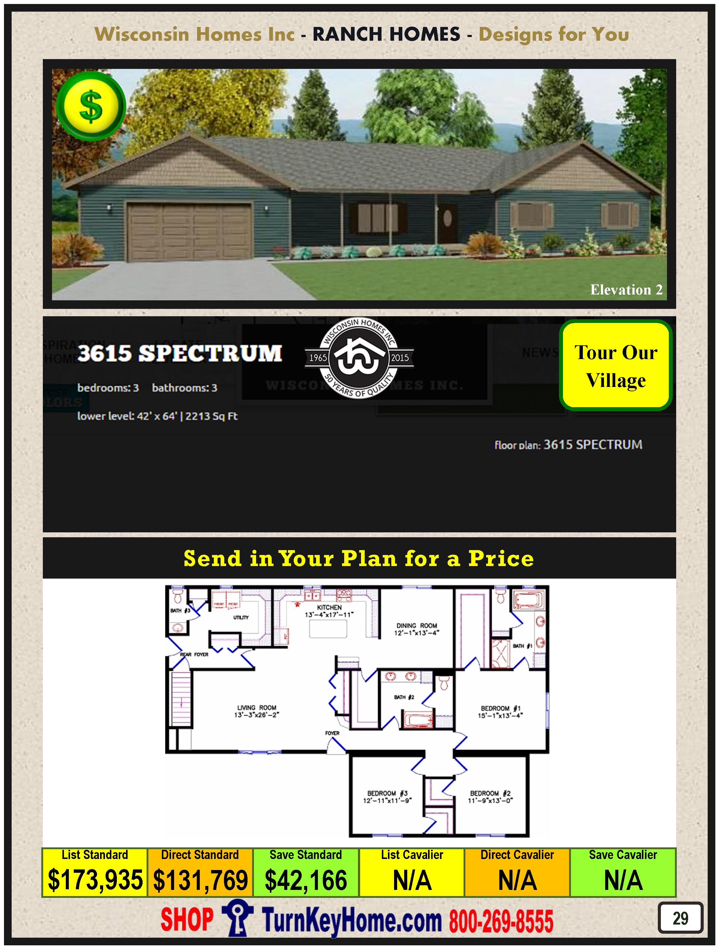Modular.Home.Catalog.Wisconsin.Homes.Inc.Ranch.Spectrum.3615.2.P29.1215