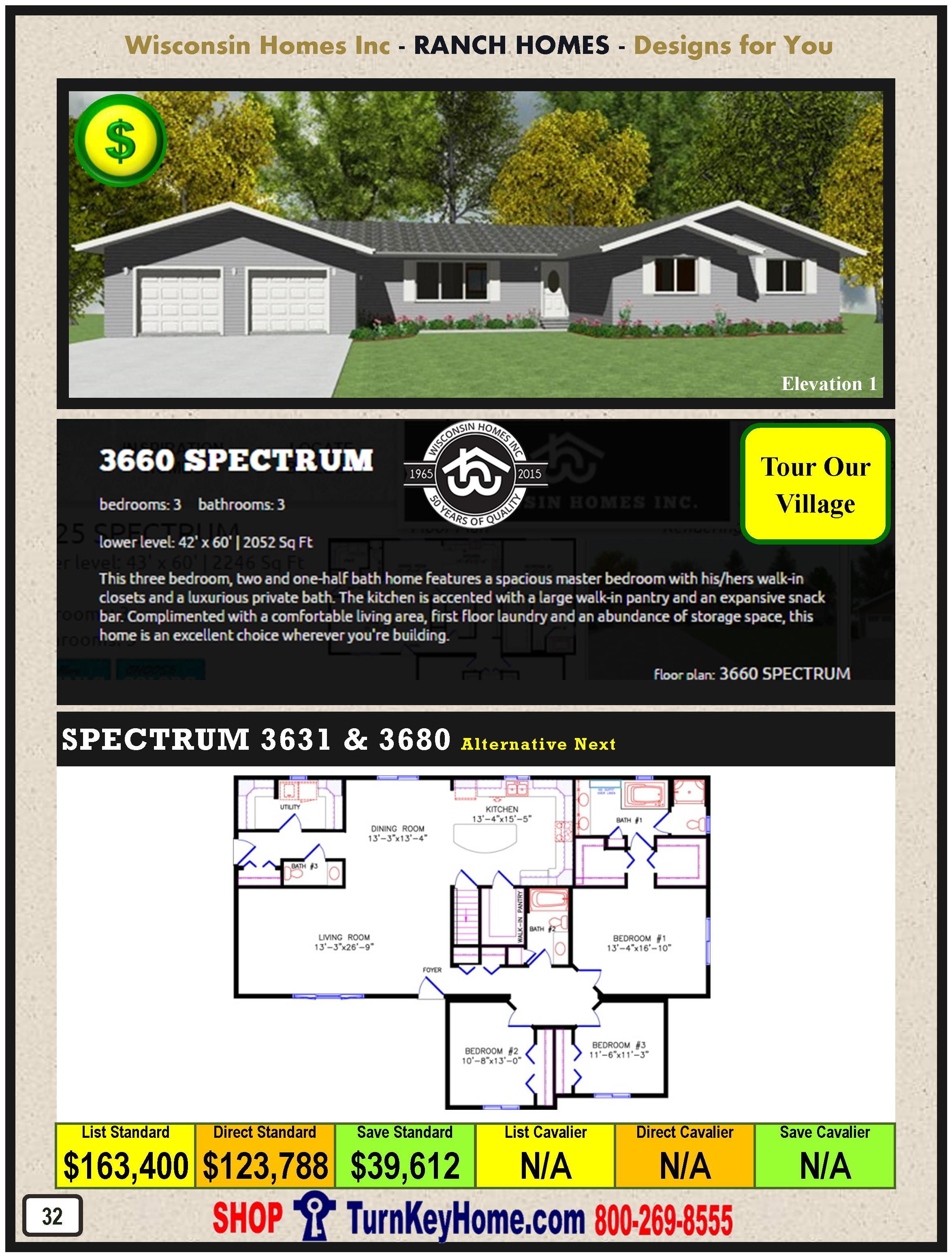 Modular.Home.Catalog.Wisconsin.Homes.Inc.Ranch.Spectrum.3660.1.P32.1215