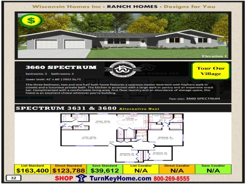 Modular.Home.Catalog.Wisconsin.Homes.Inc.Ranch.Spectrum.3660.1.P32.1215.p