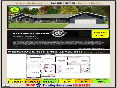 Modular.Home.Catalog.Wisconsin.Homes.Inc.Ranch.Westbrook.4210.2.P37.1215.p