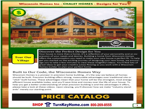 Modular.Home.Plan.Price.Catalog.Wisconsin.Homes.Inc.Chalet.P1.1215.p