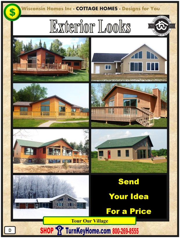 Modular.Home.Plan.Price.Catalog.Wisconsin.Homes.Inc.Cottage.Exterior.Pictures.PD.1215