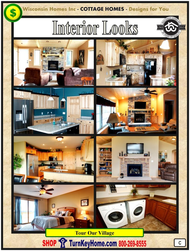 Modular.Home.Plan.Price.Catalog.Wisconsin.Homes.Inc.Cottage.Interior.Pictures.PC.1215