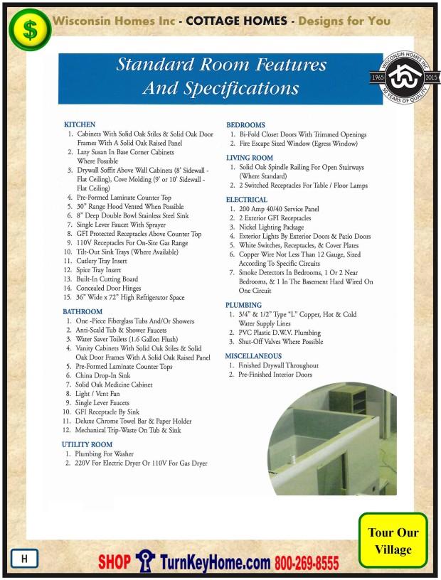 Modular.Home.Plan.Price.Catalog.Wisconsin.Homes.Inc.Cottage.Standards.PH.1215