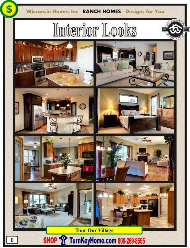 Modular.Home.Plan.Price.Catalog.Wisconsin.Homes.Inc.Ranch.Interior.Pictures.PB.1215