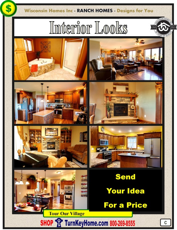 Modular.Home.Plan.Price.Catalog.Wisconsin.Homes.Inc.Ranch.Interior.Pictures.PC.1215