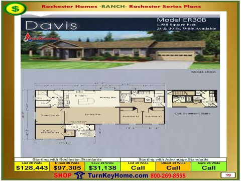 Modular.Homes.Rochester.Home.Inc.Davis.ER30B.Ranch.Plan.Price.Catalog.P19.p