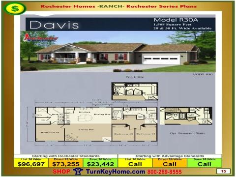 Modular.Homes.Rochester.Home.Inc.Davis.R30A.Ranch.Plan.Price.Catalog.P15.1215.p