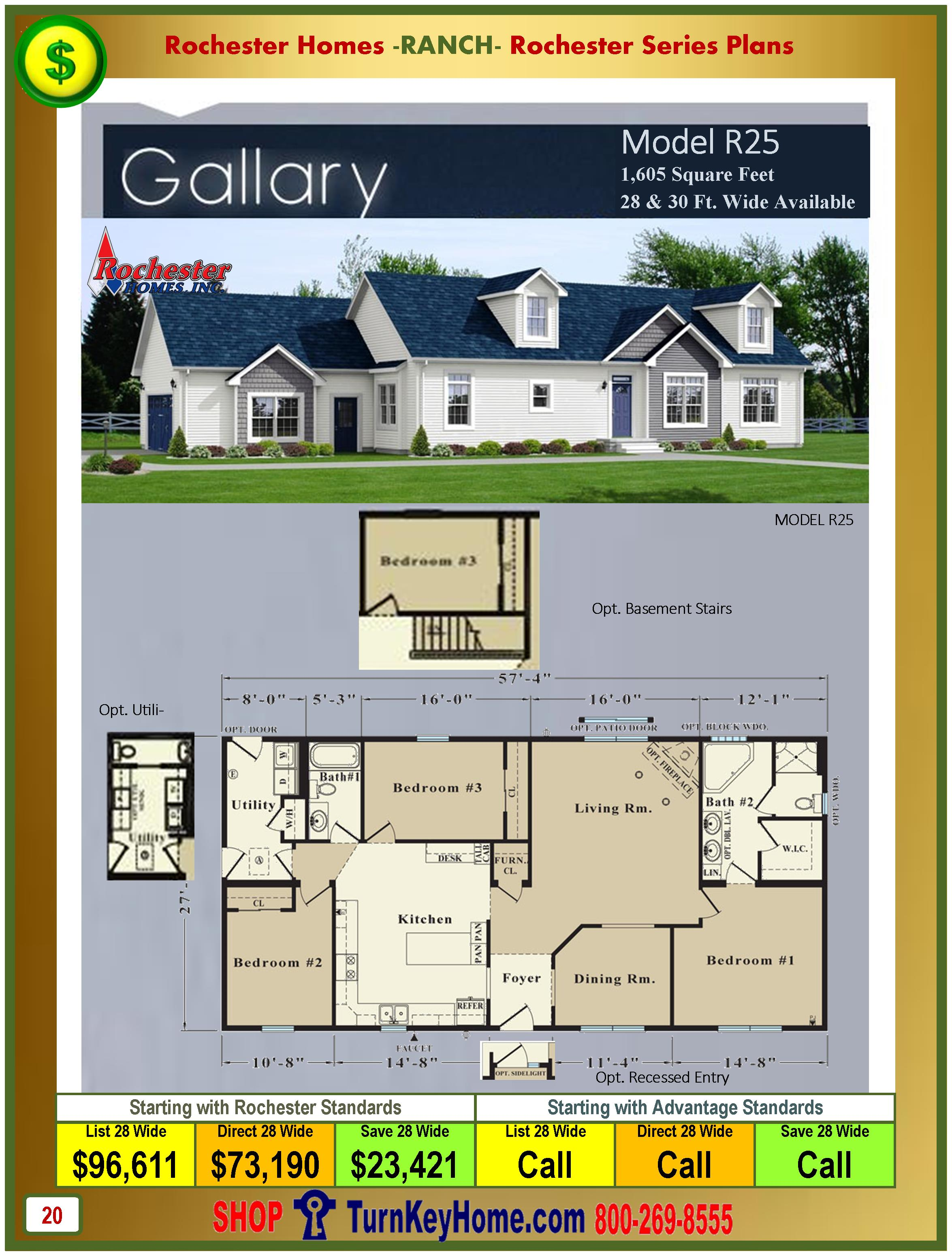 Modular.Homes.Rochester.Home.Inc.Gallery.R25.Ranch.Plan.Price.Catalog.P20.1215