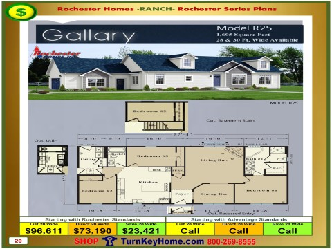 Modular.Homes.Rochester.Home.Inc.Gallery.R25.Ranch.Plan.Price.Catalog.P20.1215.p