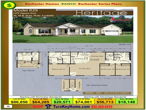 Modular.Homes.Rochester.Home.Inc.Heritage.R29.Ranch.Plan.Price.Catalog.P10.1215.p