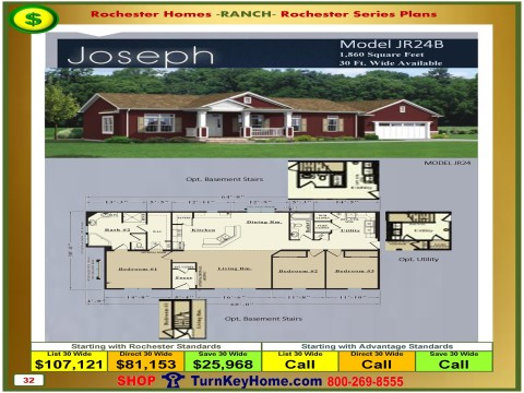 Modular.Homes.Rochester.Home.Inc.Joseph.JR24B.Ranch.Plan.Price.Catalog.P32.1215.p