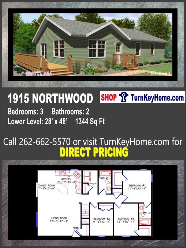 Fantastic 1915 Northwood E2 Cottage Style Home 3 Bed 2 Bath Plan Download Free Architecture Designs Momecebritishbridgeorg