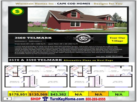 Modular.Home.Catalog.Wisconsin.Homes.Inc.Cape.Cod.Telmark.3560.2.P9.1215.p