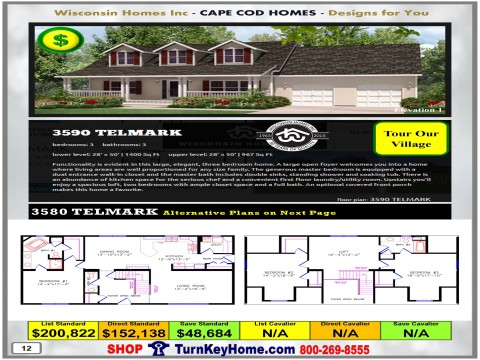 Modular.Home.Catalog.Wisconsin.Homes.Inc.Cape.Cod.Telmark.3590.1.P12.1215.p