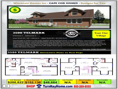 Modular.Home.Catalog.Wisconsin.Homes.Inc.Cape.Cod.Telmark.3590.2.P13.1215.p