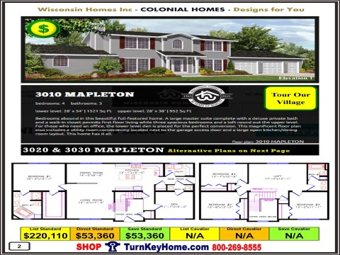 Modular.Home.Catalog.Wisconsin.Homes.Inc.Colonial.Mapleton.3010.1.P2.1215.p