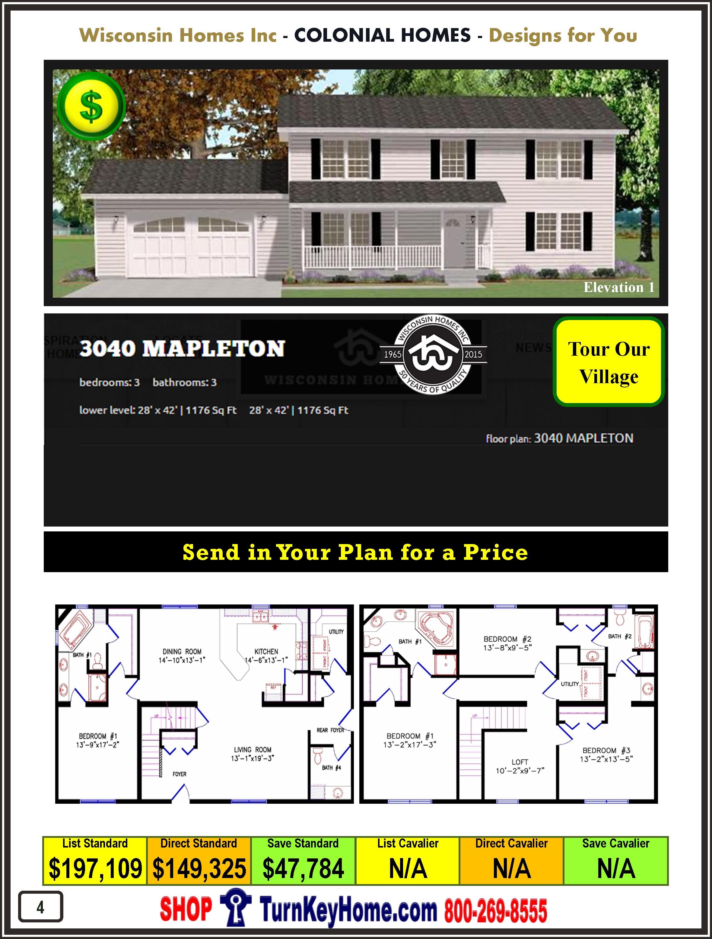 Modular.Home.Catalog.Wisconsin.Homes.Inc.Colonial.Mapleton.3040.1.P4.1215