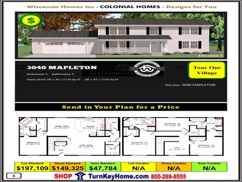 Modular.Home.Catalog.Wisconsin.Homes.Inc.Colonial.Mapleton.3040.1.P4.1215.p