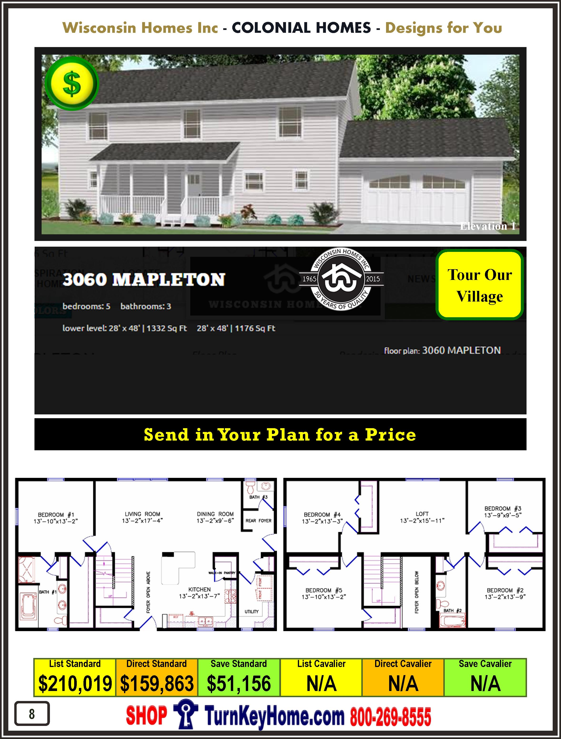 Modular.Home.Catalog.Wisconsin.Homes.Inc.Colonial.Mapleton.3060.1.P8.1215