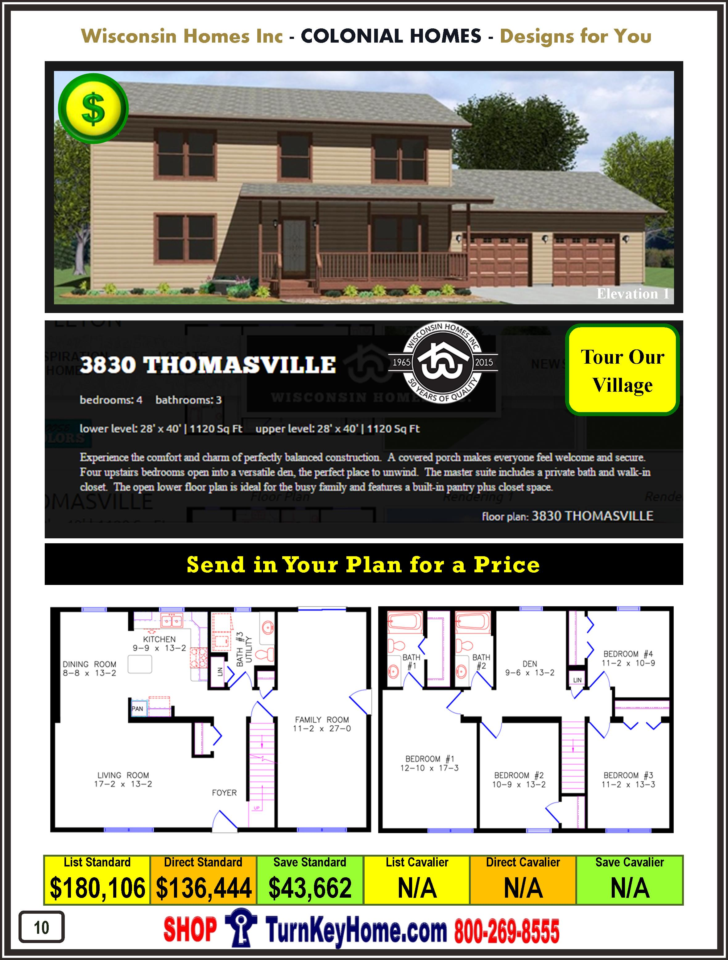 Modular.Home.Catalog.Wisconsin.Homes.Inc.Colonial.Thomasville.3830.1.P10.1215