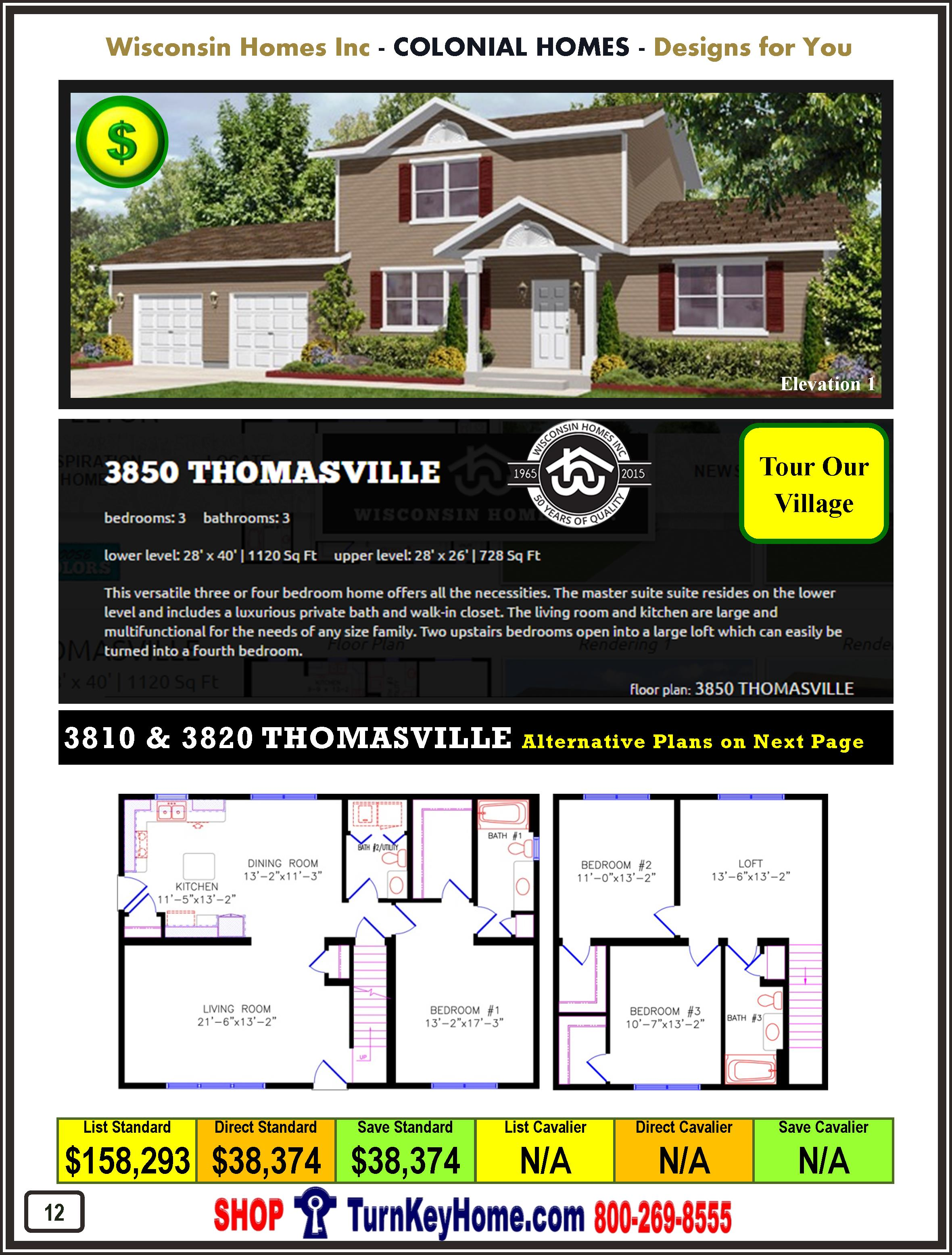 Modular.Home.Catalog.Wisconsin.Homes.Inc.Colonial.Thomasville.3850.1.P12.1215