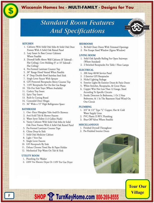 Modular.Home.Plan.Price.Catalog.Wisconsin.Homes.Inc.Multi.Family.Standards.PF.0116