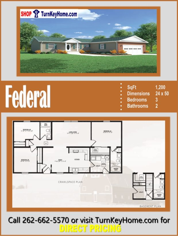 FEDERAL Ranch Style Home 3 Bed 2 Bath Plan 1200 SF Priced ... on 1200 sq ft garage plans, 2500 sq ft square home floor plans, 1200 sq ft bungalow plans, small one story house plans, 1200 sq ft log homes, l shaped ranch house plans, 1200 sq ft floor plans for a house, 1200 to $1500 sq ft. house plans, 1 200 sf house plans, 1200 square ft. house plans, 1200 sq ft open floor plans, 1 200 feet house plans, 1200 sq ft cabin plans, ranch style open floor house plans, 1200 sq ft rambler, 1250 square foot house plans, 1200 sq ft apartment 3-bedroom plan, small ranch house plans, small 3 bedrooms house plans, 4-bedroom ranch style house plans,