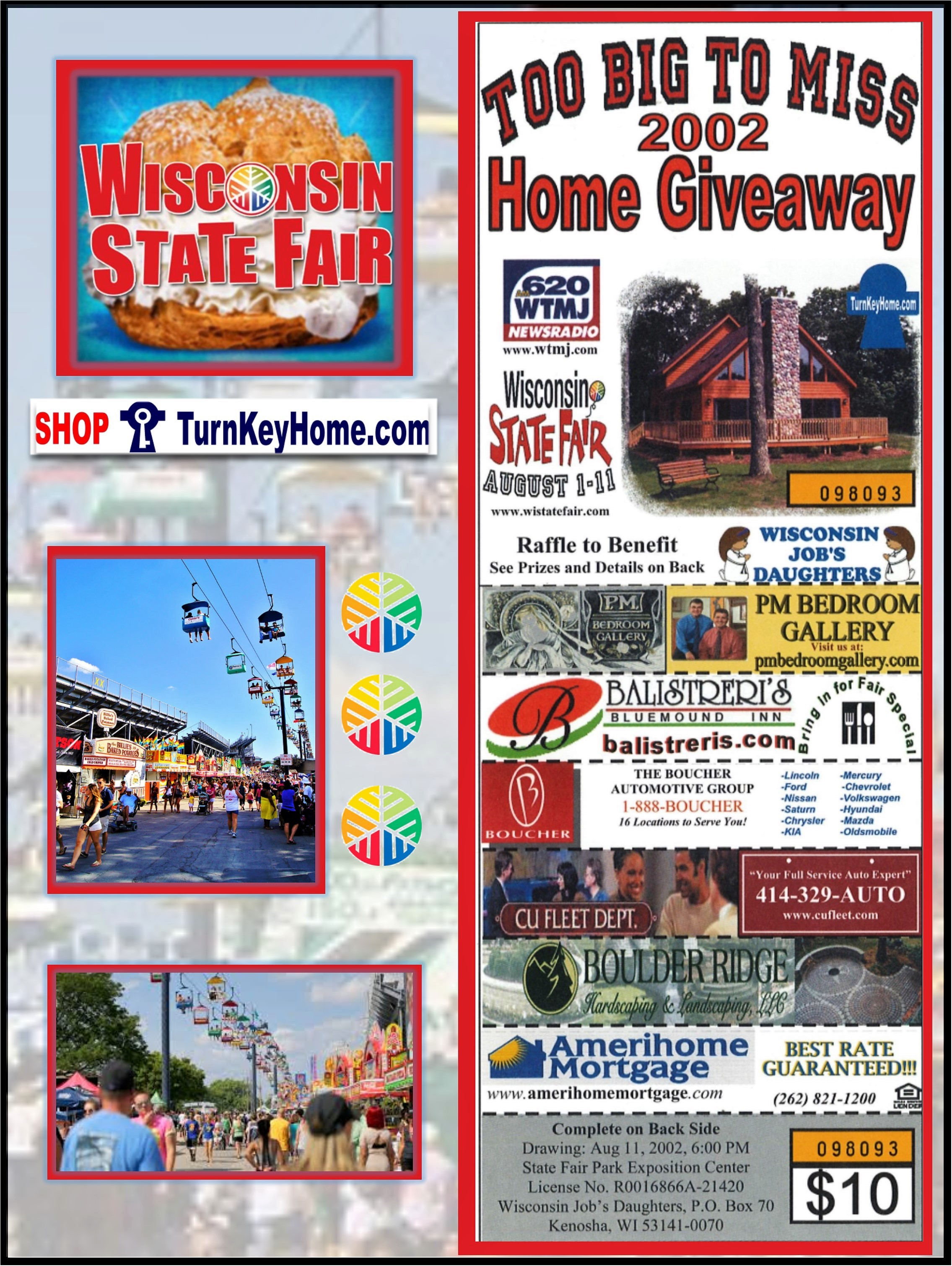 Wisconsin State Fair Turnkeyhome Com Modular Home Giveaway