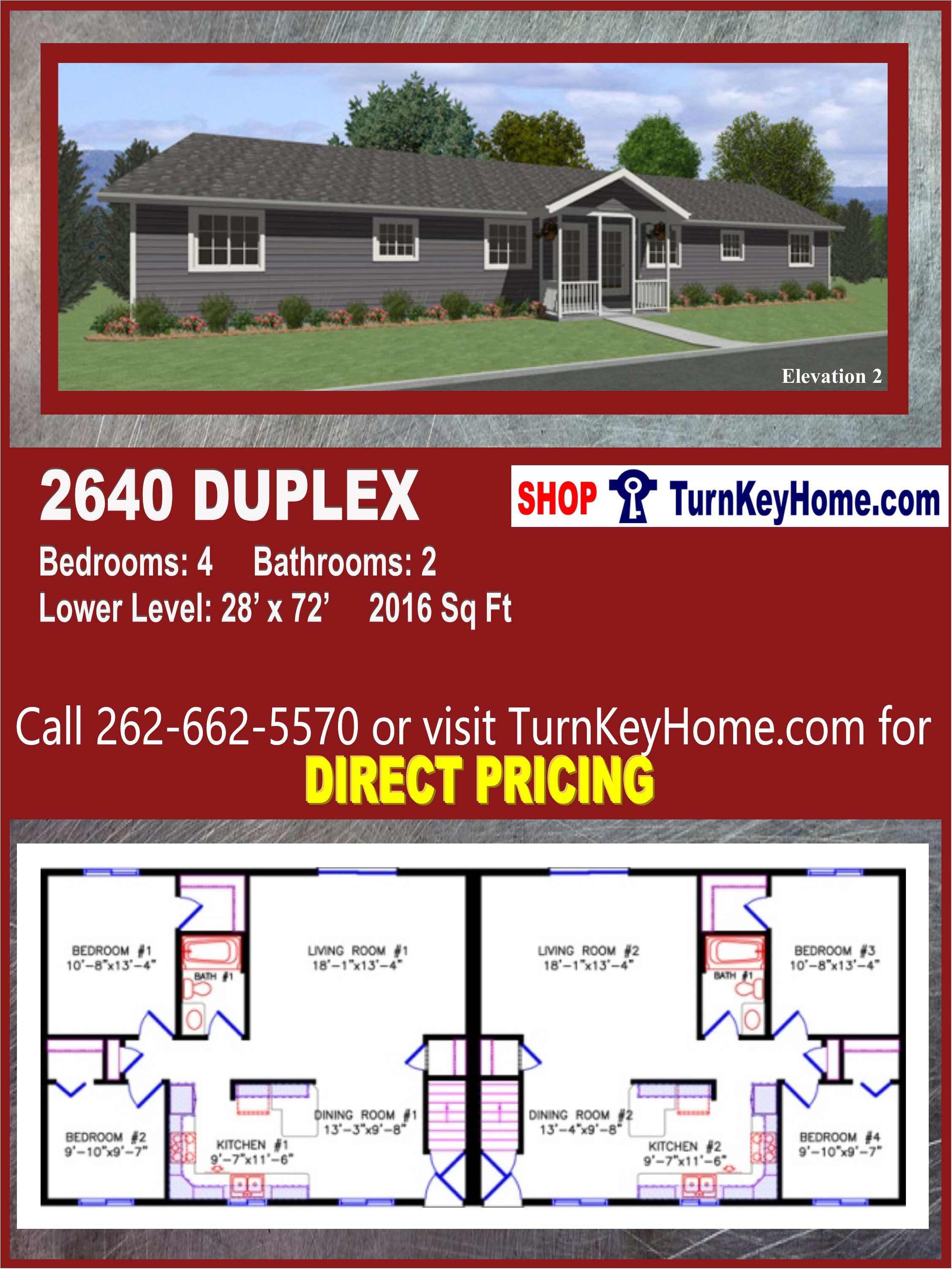 How Much Does It Cost To Build A Duplex In Wisconsin